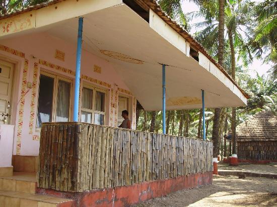 Kokani House Picture Of Mtdc Beach Resort Ganapatipule