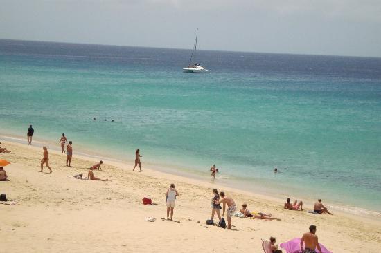 SBH Crystal Beach Hotel & Suites : moro jable