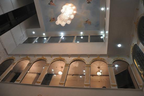 Hotel The Nagpur Ashok : Atrium