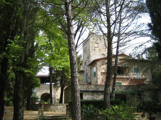 Villa Palagio Vecchio B&B: Giardino B&B - B&B garen