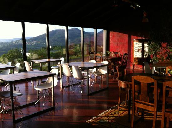 Hotel Restaurante El Lacayo de Sestiello: Restaurante