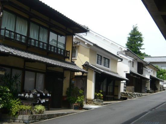 Uchiko-cho, Japón: 町並み