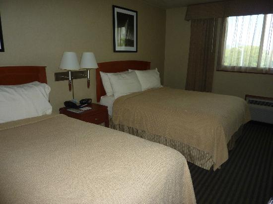 Best Western Plus Gateway Hotel Santa Monica: Twin bedroom
