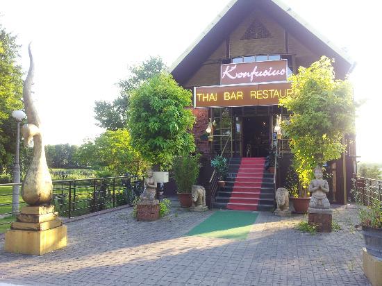 Konfusius: Le restaurant