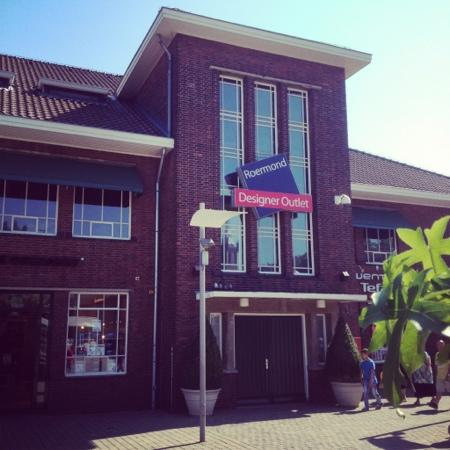 Designer Outlet Roermond : roermond