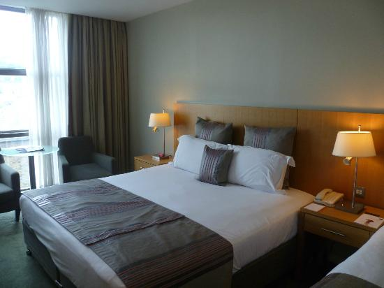 Clarion Hotel Cork: Bedroom