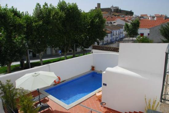 Casa do Platano: Swimming pool
