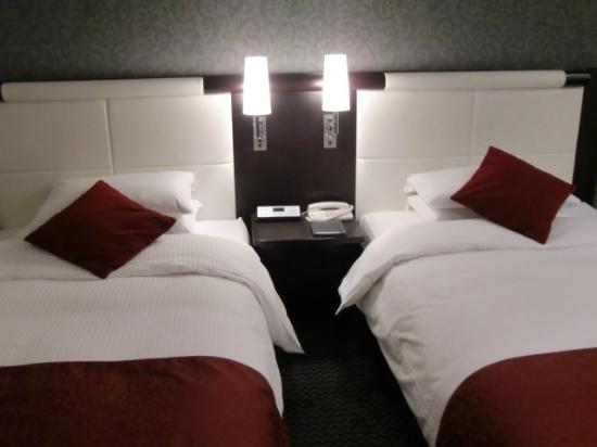 Dai-Ichi Hotel Tokyo Seafort: ツインルーム