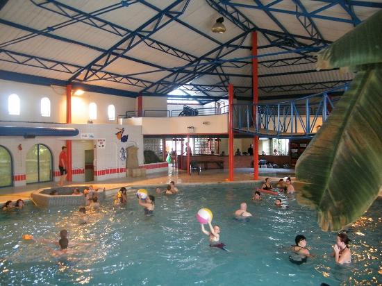 Solway Holiday Village: Indoor Heated Pool