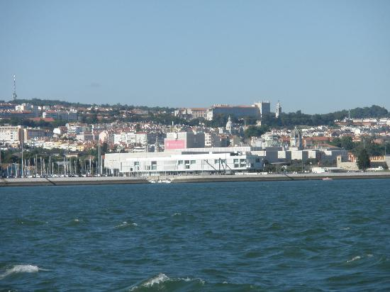 Altis Belém Hotel & Spa: View from the river