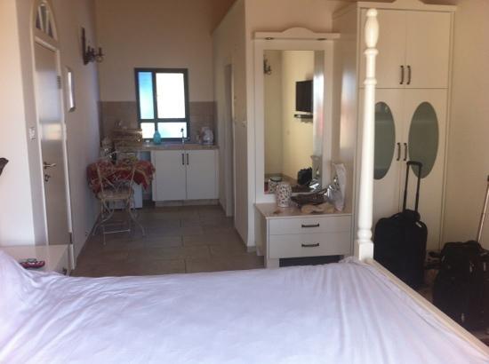 Old City Inn: our room