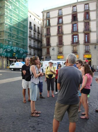 Barcelona  Walking Tours Gotic