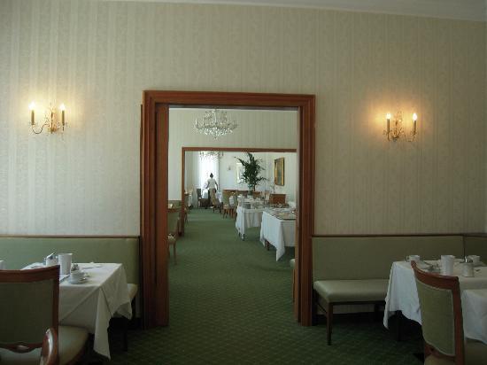 An der Wien: Dining room