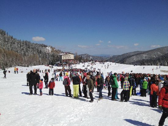 Hotel Gorski Kalatowki: wielkanocne jajo 2012