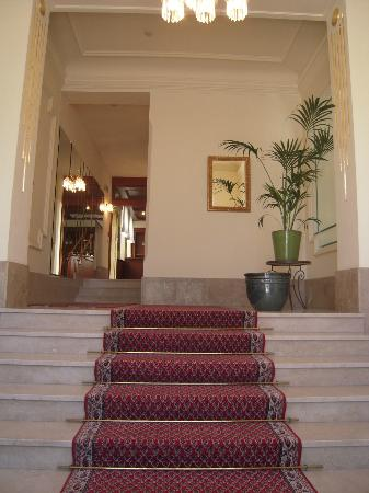 An der Wien: Entrance in the hotel