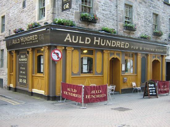 Restaurants Rose Street Edinburgh
