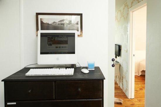 Blue House: Hallway