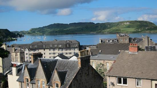 Hawthornbank Guest House: View from the Regency Room