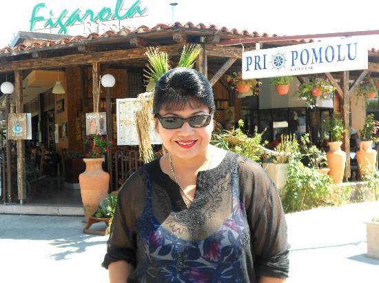 Grand Hotel Portorož: Italian Restaurant vis-a-vis Grand Hotel