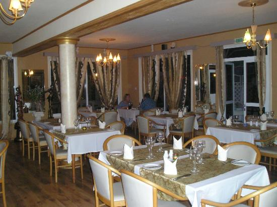 Olympus Palace Restaurant : The Restaurant