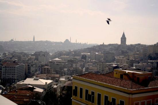 Witt Istanbul Suites: view