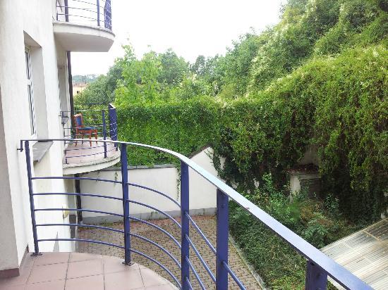 Inos: Balkon