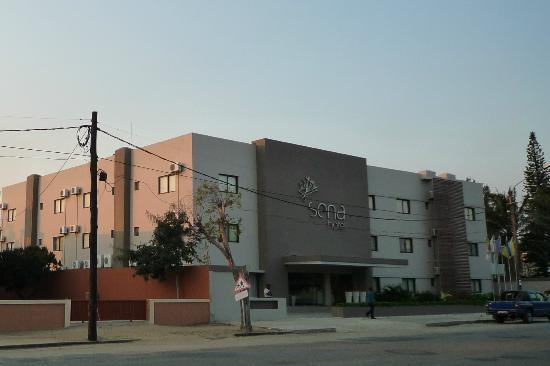 sena hotel Beira