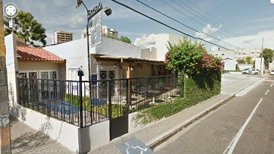 Fazendaria Cafe: Vista da Fazendaria no Google Street View
