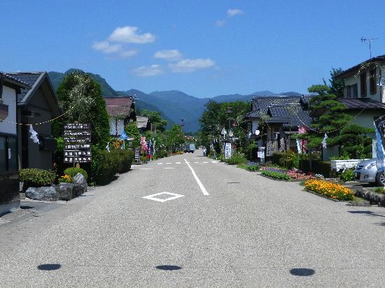 Minakami-machi, Japón: たくみの里・旧三国街道須川宿