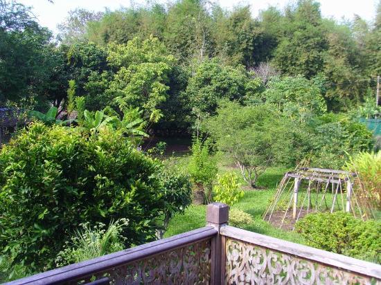 Jaiya Mongkol Bed and Breakfast: More of the gardens