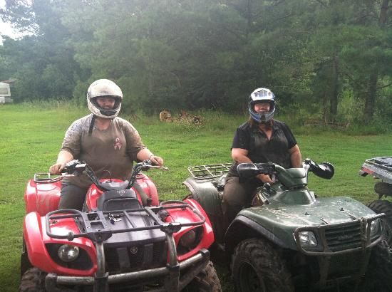 Ash Myrtle Beach Atv Tours The Braun And Oldfield Las