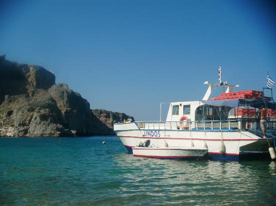 Agios Pavlos Beach (Saint Paul): St Paul's Bay
