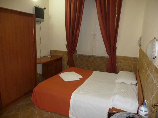 Hostel Stargate: Chambre
