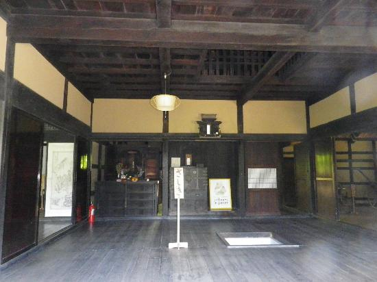 Tomizawa Family Residence : 建物の内部です