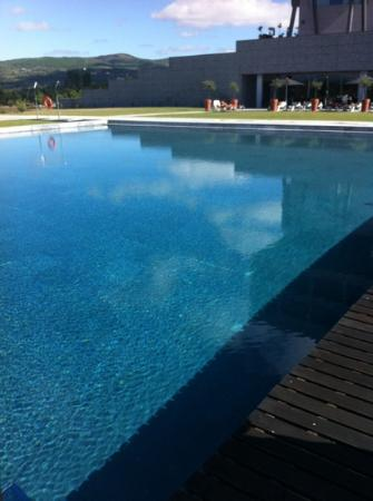 Hotel Casino Chaves : piscine ext