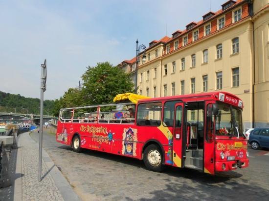 City Sightseeing  Prague : Hop On - Hop Off Bus Tour in PRAGUE
