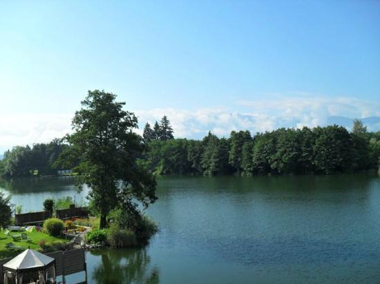 Hotel Seestuben: Panorama dalla camera