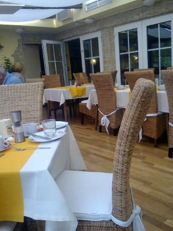 Hotel Seestuben: Sala colazione