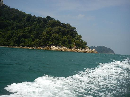 Pulau Sembilan - 1 of the 9 Islands