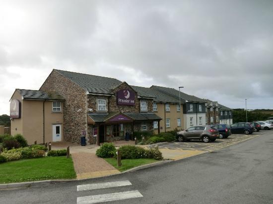 Premier Inn Helston Hotel: esterno