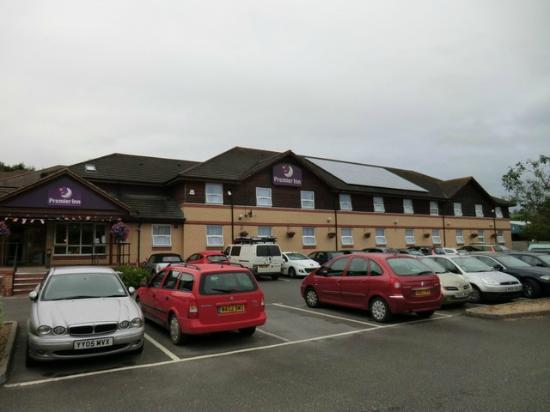 Premier Inn Barnstaple Hotel: esterno