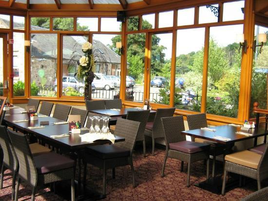 Laird & Dog Hotel : Restaurant