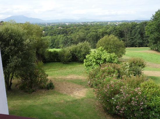 Pierre & Vacances Résidence Les Terrasses d'Arcangues : Les espaces verts
