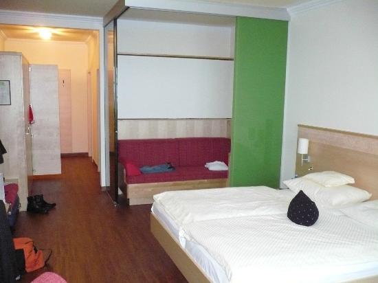 Hotel Kaerntnerhof: w pokoju - część dla dzieci