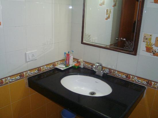 Hotel Anuraag Villa: Washbasin
