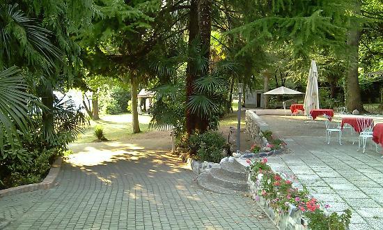 Hotel Motel Nautilus: le parc