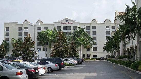 Comfort Suites Weston  - Sawgrass Mills South: Welcome to the NEW Comfort Suites Weston