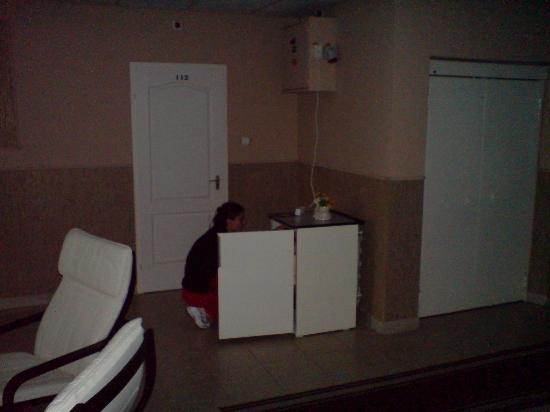 Hotel Timon: lobby 1