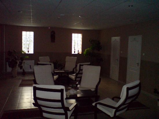 Hotel Timon: lobby 2