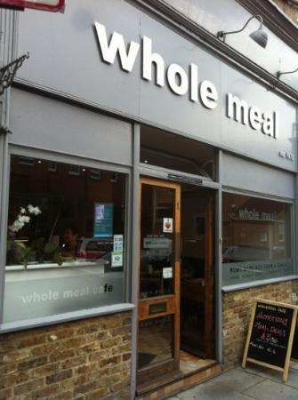 Wholemeal Cafe